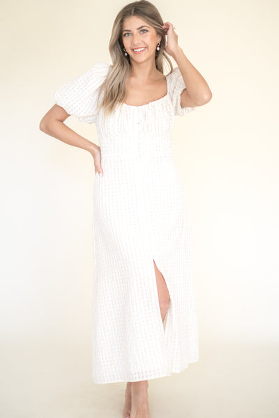 Amber Ocean Blue Band Flare Pants