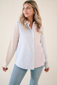 Neon Chain Linked Necklace (Two Colors)
