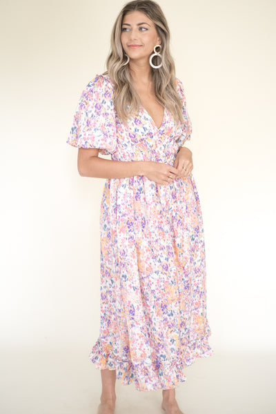 Clay Rainbow Earrings (Two Colors)