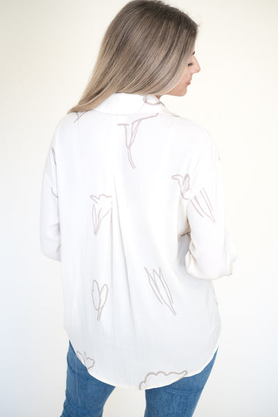 Diamond Rhinestone Gold Necklace