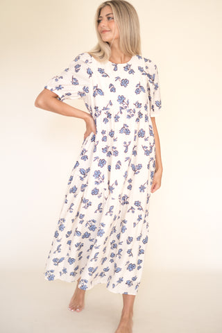 Ester Striped Bottom Pullover Sweater