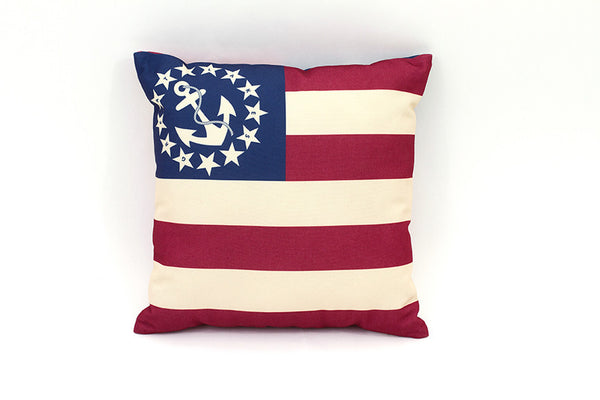 Great Lakes Flag Pillow