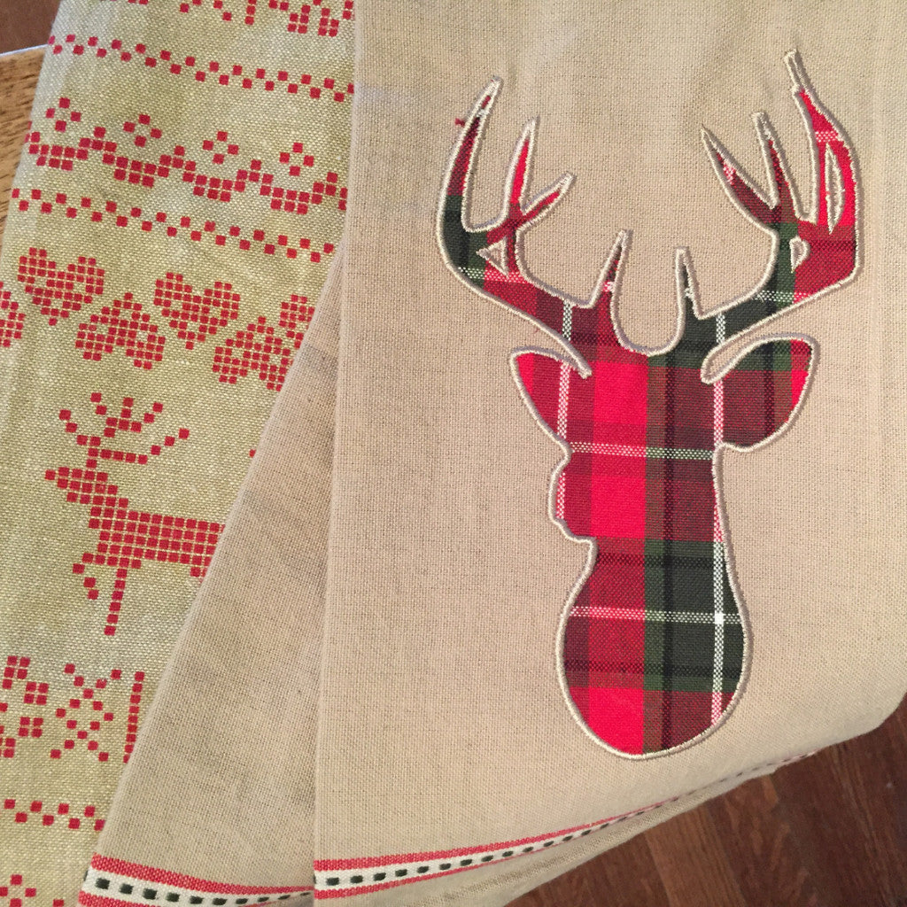 Deer Kitchen Towel