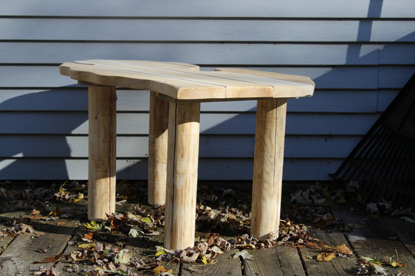 Michigan Adirondack Coffee Table