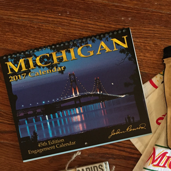 2017 Michigan Calendar