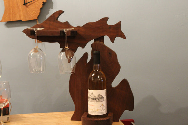 Michigan Wine Rack