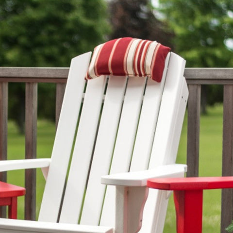 Adirondack Chair Headrest Cushion