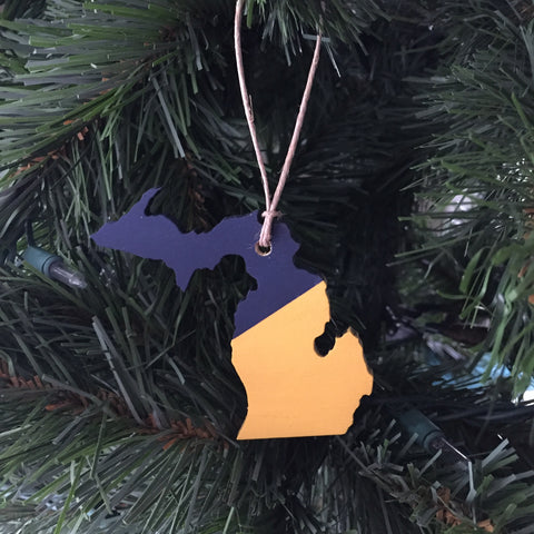 University of Michigan Ornament