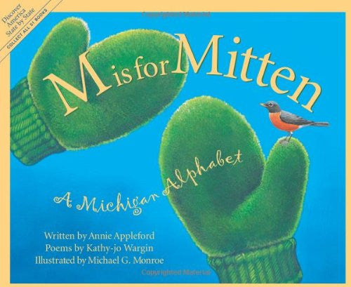 M is for Mitten Kid's Book