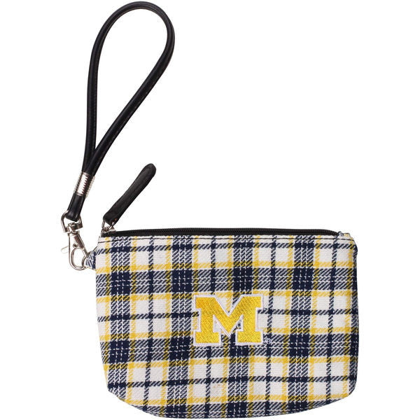 Michigan Wolverines Wristlet
