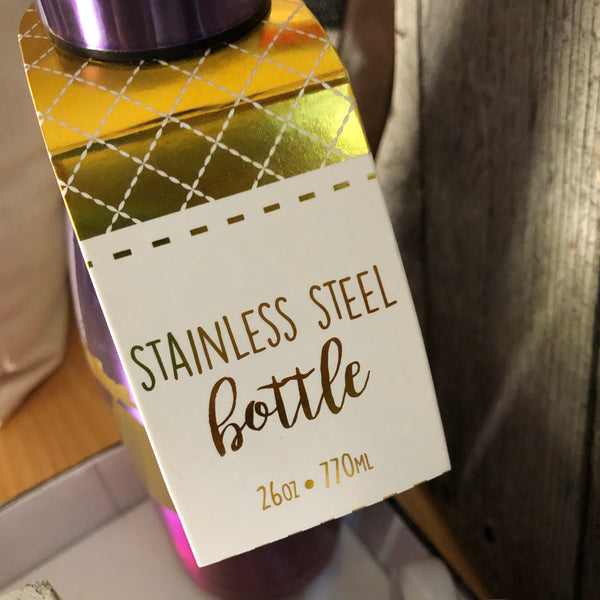 Michigan Stainless Steel Bottle
