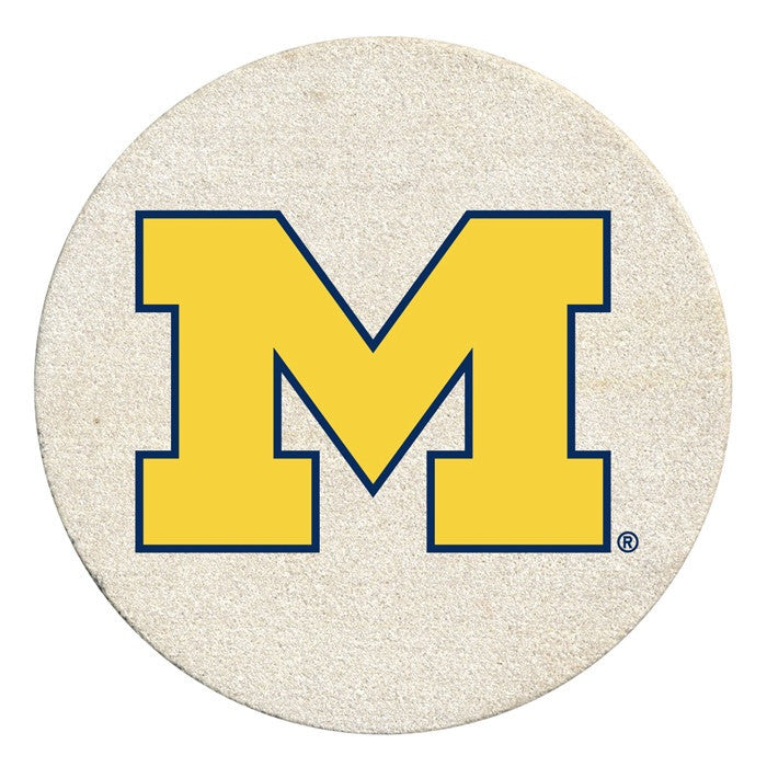 "University of Michigan Coasters - ""M"""