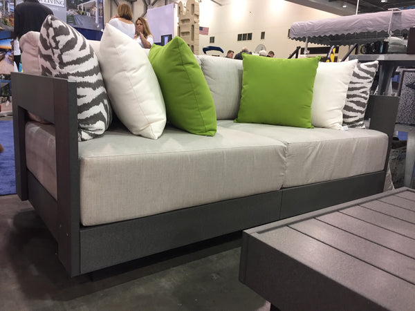 Modular Deep Seating Outdoor Sofa