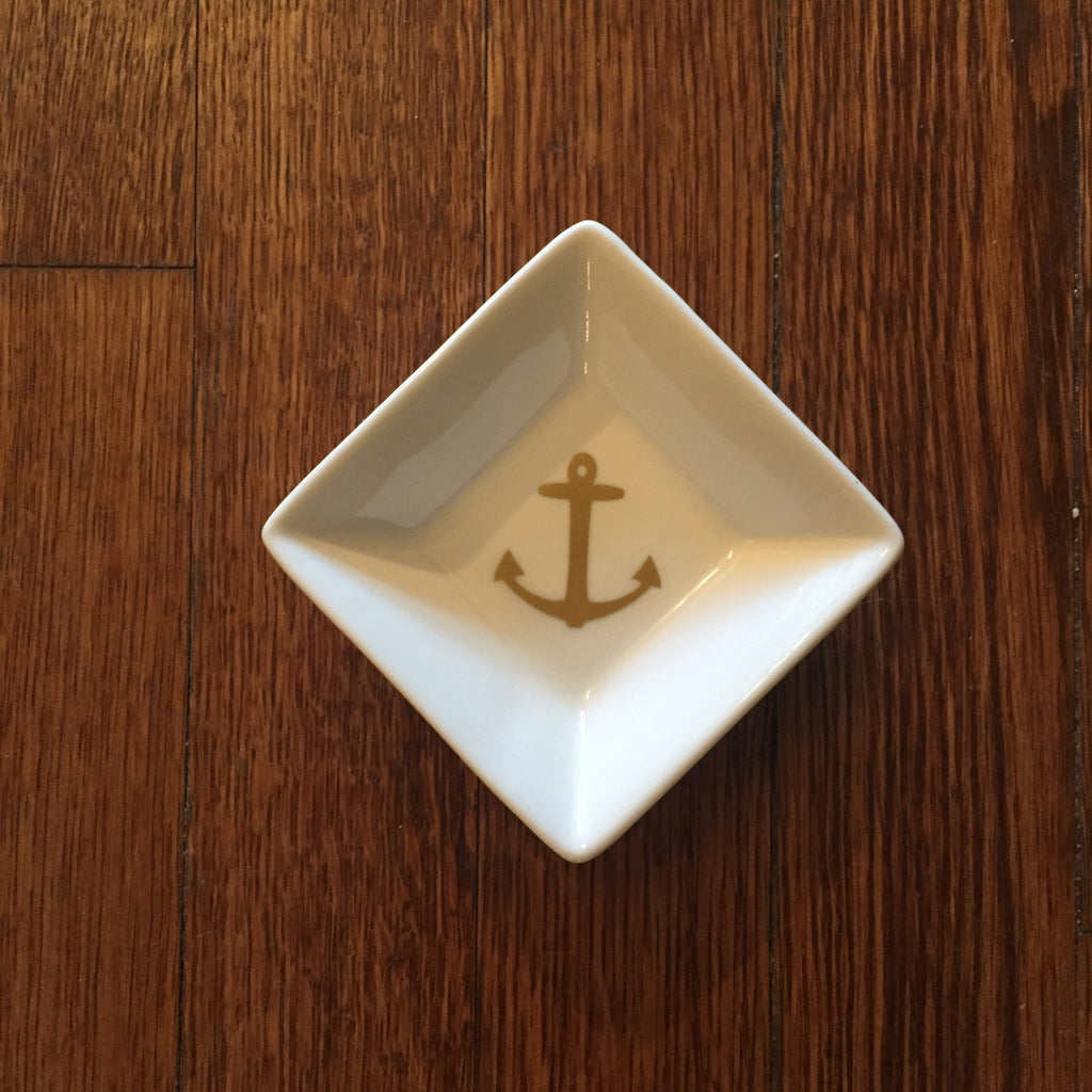 Anchor Ring Dish