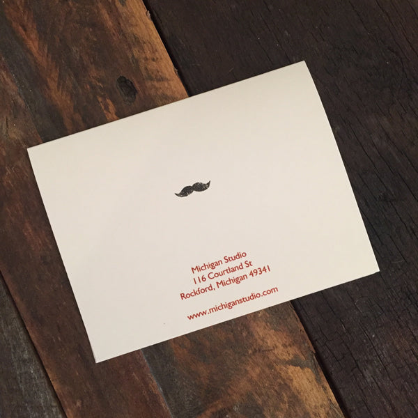 Fan-tache-tic Day Card