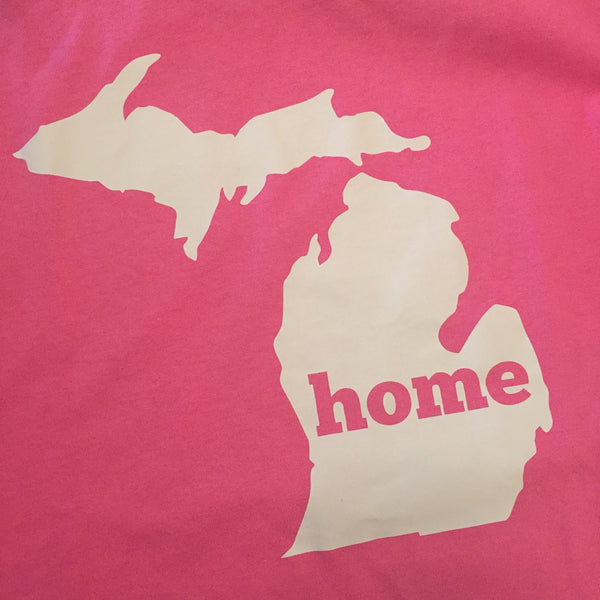 Michigan Home T-Shirt - Women's