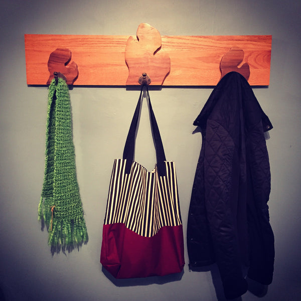 Michigan Coat Rack