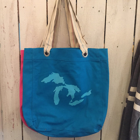 Great Lakes Totebag