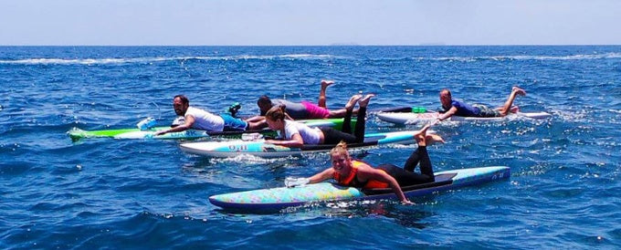 Rock2Rock Paddleboard Race 2014   4