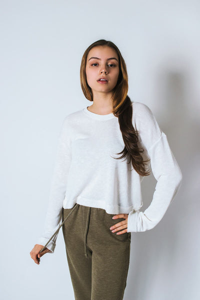 Solstice Crew Sweater