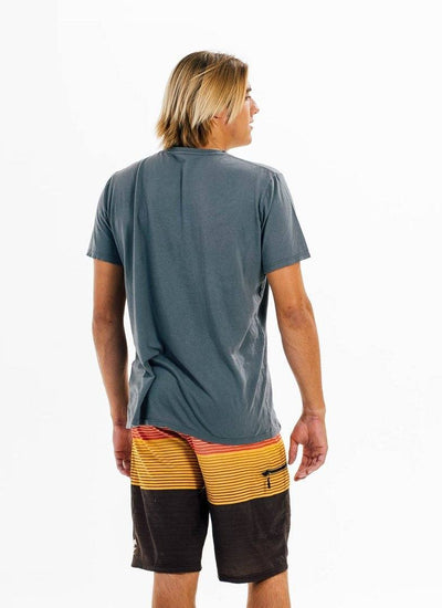 California Grown Organic Short Sleeve Crew - PURAKAI