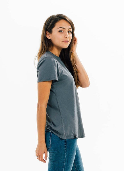 California Grown Organic Short Sleeve Tee - PURAKAI
