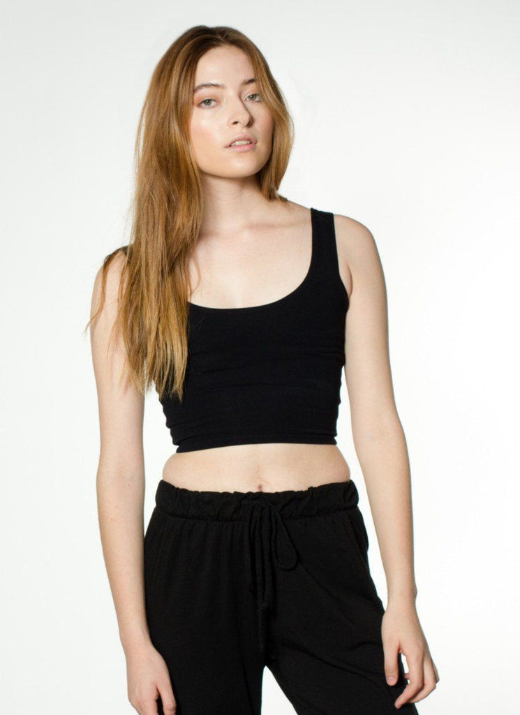 Women's Fitted Crop Tank) no-repeat; background-size:cover; background-position:top right;