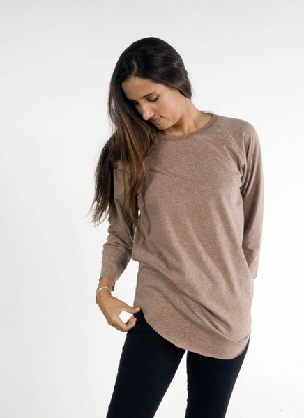 Beer Bottle Project Women's Raglan - PURAKAI