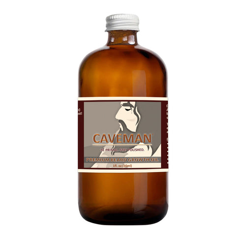 Drunken Caveman (Bay Rum) Beard Growth Oil