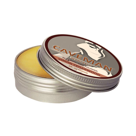Virgin Cedarwood Beard Balm