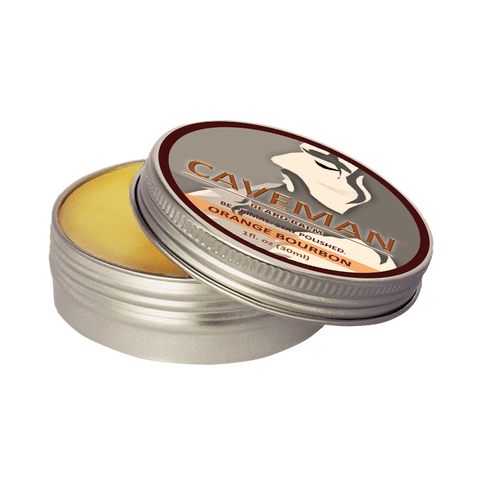 Orange Bourbon Beard Balm