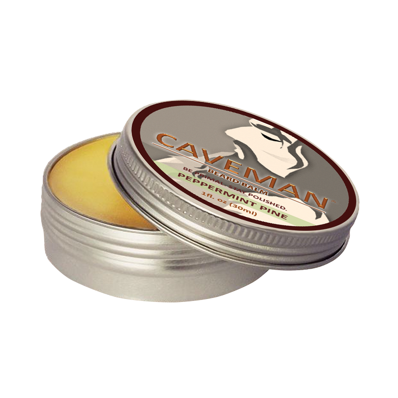 Peppermint Pine Beard Balm