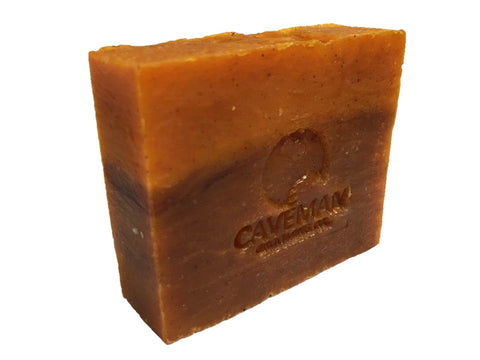 Drunken Caveman (Bay Rum) Beard Soap