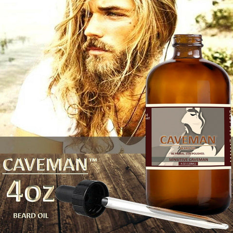 Sensitive Beard Oil