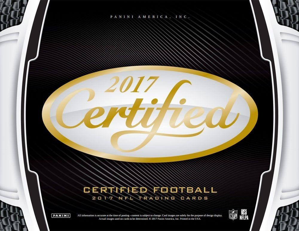 cubswin_2016 - 2017 Panini Certified FB 12-Box Case PYT #2 - filler (2 spots - $34 per)