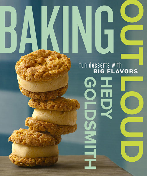 Signed copy of Baking Out Loud: Fun Desserts with Big Flavors