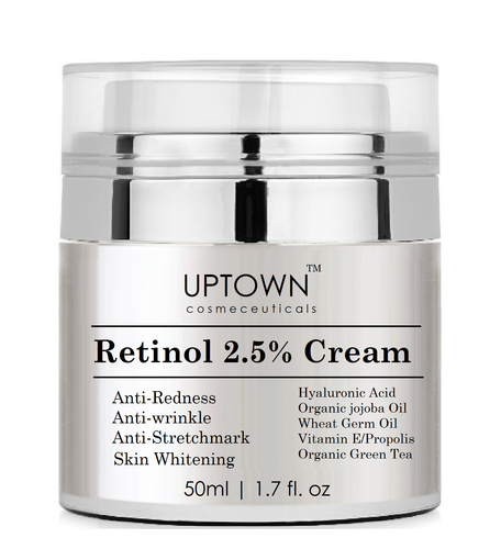 Retinol 2.5% Cream - 50ml