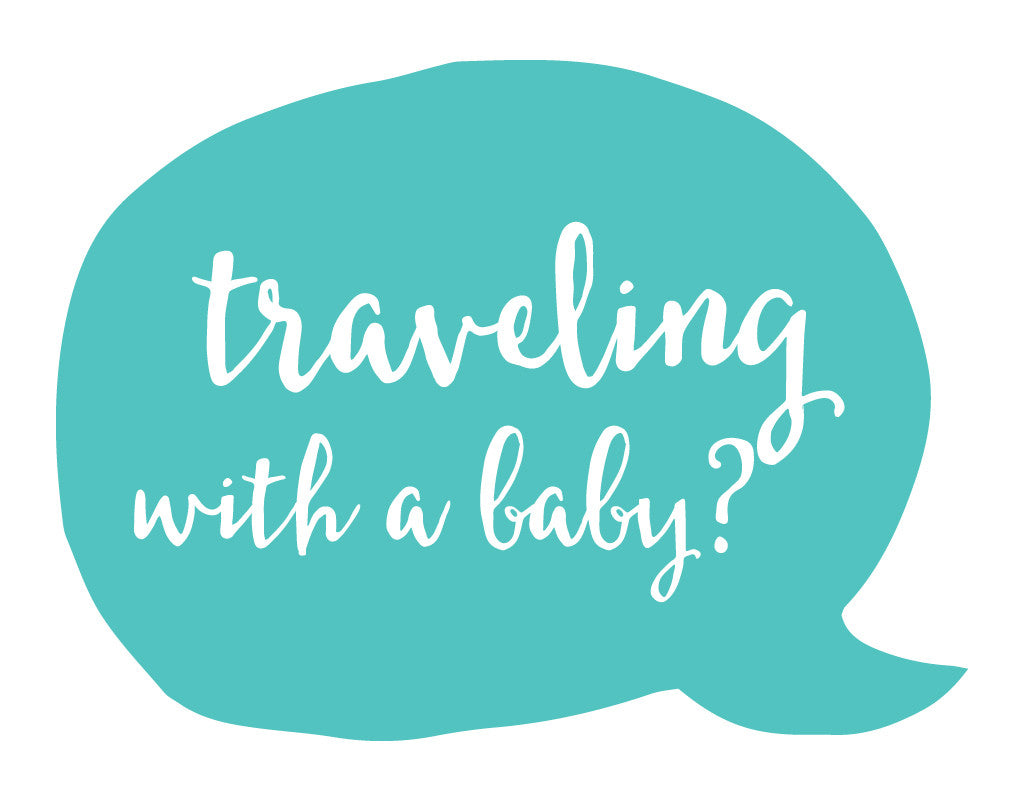Traveling with a baby: can (should) it be done?