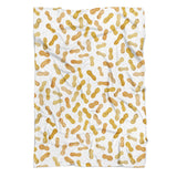 Boiled Peanuts Baby Blanket - Tiny Whiney