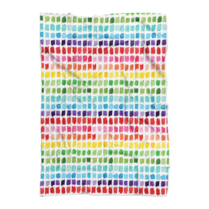 Rainbow Baby Blanket - Tiny Whiney