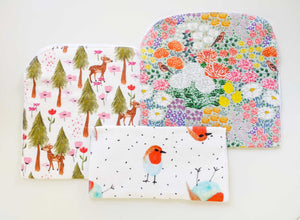 Burp Cloth Set