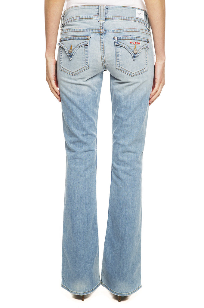 Signature Bootcut Jeans