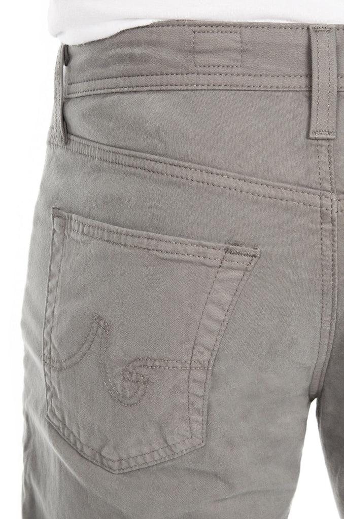 The Protege Straight Leg Jeans - Stone Grey