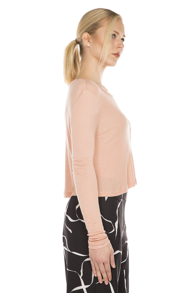 Double Digits Long Sleeve Top
