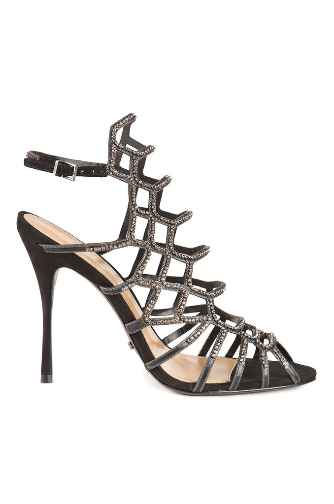 Reva Crystal Sandals