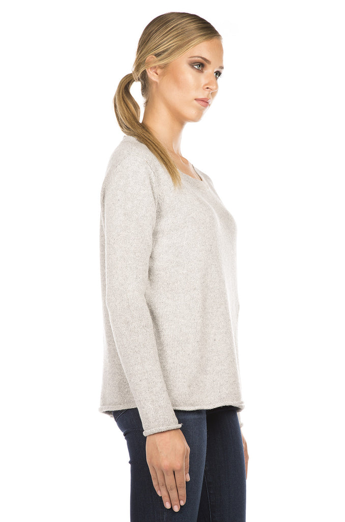 Jodie Buckle Back Sweater