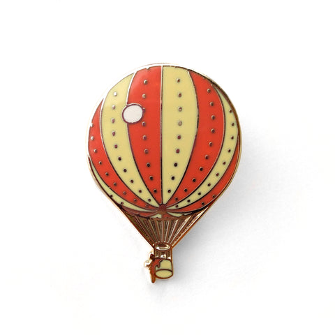 Léghajó/Balloon pin