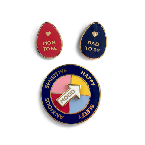 MaternityPins set