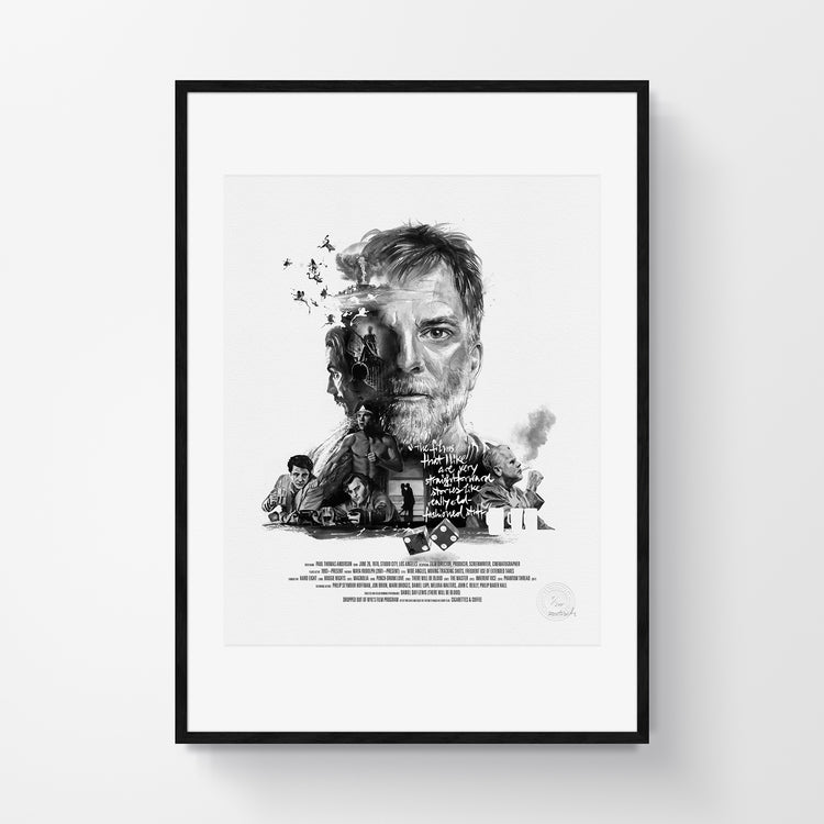 Movie Director Portrait – Paul Thomas Anderson