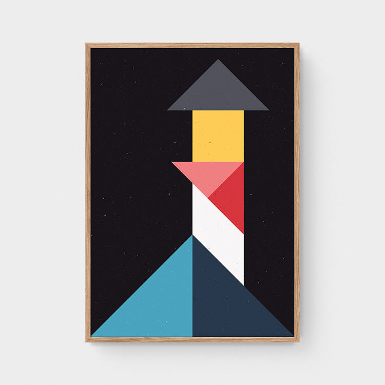 Tangram, Lighthouse